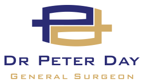 Dr. Peter Day logo